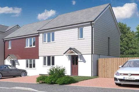 3 bedroom semi-detached house for sale - Plot 9, Pridham Place, Bideford, Devon, EX39
