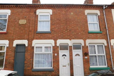 2 bedroom terraced house to rent - Avenue Road Extension, Leicester LE2 3ER