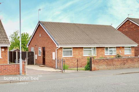 2 bedroom semi-detached bungalow for sale - Hoveringham Drive, Stoke-On-Trent, ST2 9PS