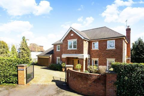 5 bedroom detached house for sale - The Mount Close, Virginia Water, Surrey, GU25