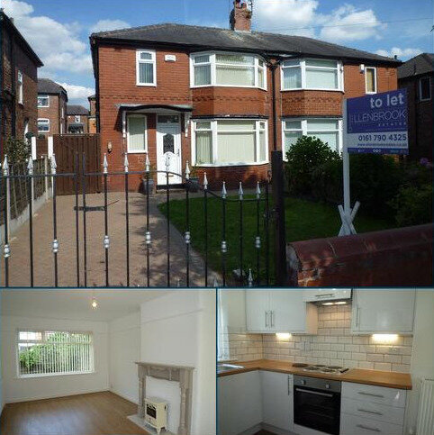 3 bedroom semi-detached house to rent - Lancaster Road, Salford, M6