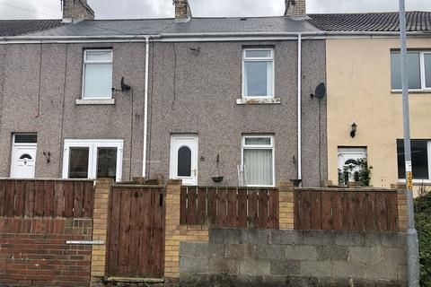 2 bedroom terraced house to rent - Queen Street, North Broomhill , Morpeth