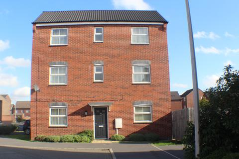 4 bedroom detached house to rent - Ryknield Road, Hucknall, Nottingham, NG15