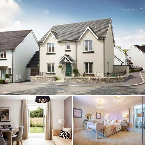 4 bedroom detached house for sale - Plot 15, The Leverton at The Oaks, The Oaks, Chudleigh, Rocklands, Devon TQ13
