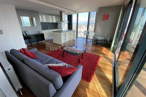 2 bedroom apartment to rent - Beetham Tower, Deansgate