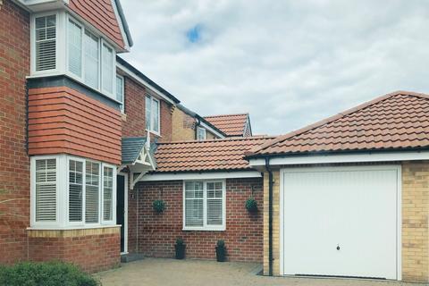 3 bedroom detached house for sale - Alnmouth Avenue, Ashington, Northumberland, NE63 8SG