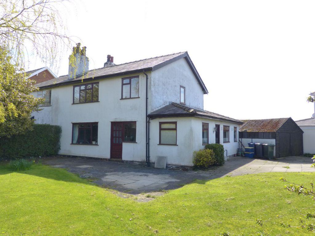 4 Bedrooms Semi Detached House for sale in Croppers Lane, Bickerstaffe, L39