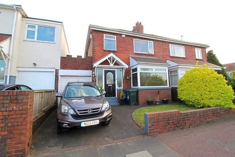 3 bedroom semi-detached house for sale - Netherby Drive, Fenham, Newcastle upon Tyne, Tyne and Wear, NE5 2RU