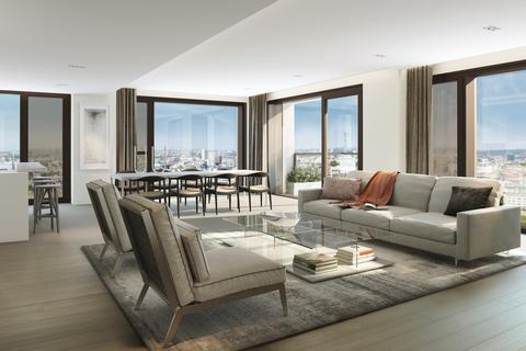 3 bedroom flat for sale - Southbank Place, Belvedere Road, London, SE1