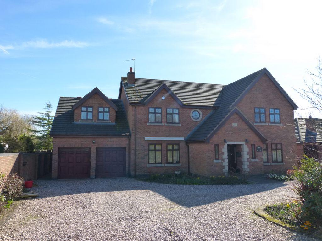 5 Bedrooms Detached House for sale in Sandfield Park, Aughton, L39