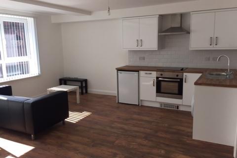 Studio to rent - Wilmslow Road, Rusholme