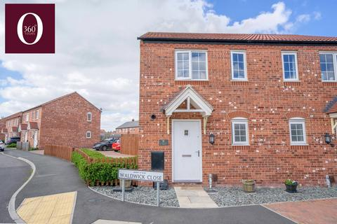 2 bedroom semi-detached house for sale - Waldwick Close, Leicester Forest East, Leicester