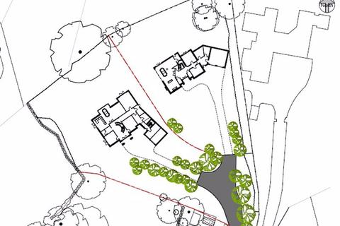 5 bedroom property with land for sale - Plot 1, Rear of Drayton , Croft Drive East, Caldy