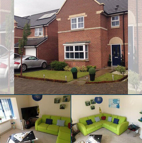 3 bedroom detached house to rent - Tramside Way, Carlisle