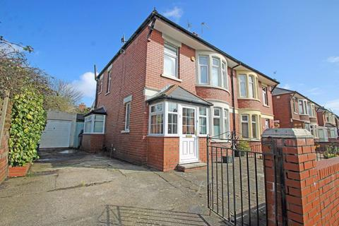 3 bedroom semi-detached house for sale - Grange Place, Cardiff