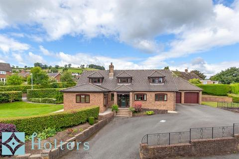 4 bedroom detached house for sale - Cwmifor, Pontfaen Meadows, Knighton