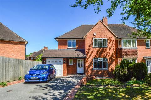 4 bedroom semi-detached house to rent - Somerdale Road, Bournville, Birmingham