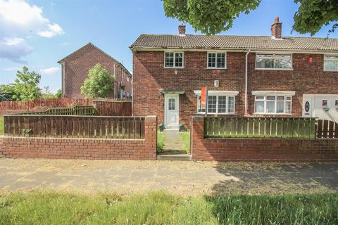 2 bedroom end of terrace house for sale - Englefeld, Gateshead