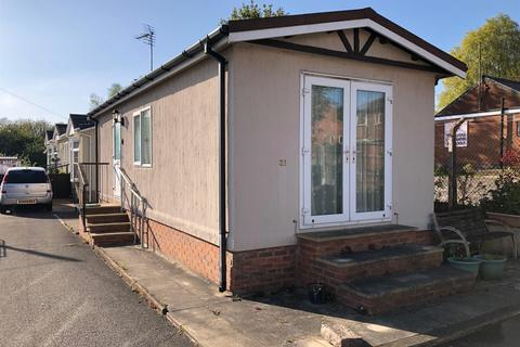 1 bedroom park home for sale - Unicorn Park, Unicorn Street, Thurmaston, Leics