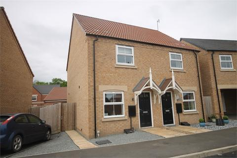 2 bedroom semi-detached house for sale - Gerbera Drive, Newark, Nottinghamshire. NG24 2RL