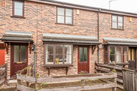 2 bedroom terraced house to rent - Lister Court, Howe Hill Road, York, YO26