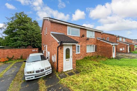 1 bedroom ground floor flat for sale - St. Pauls Close, Spennymoor, Durham, DL16 7NG