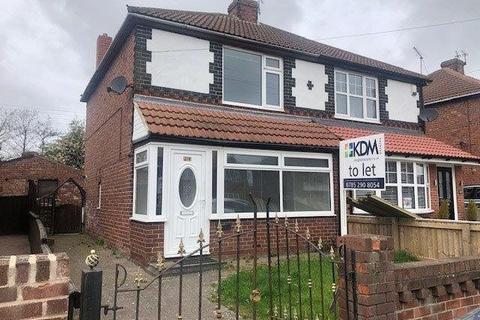 2 bedroom semi-detached house to rent - Dixon Estate, Shotton