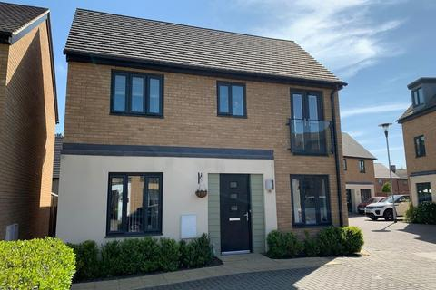 2 bedroom semi-detached house for sale - Dandby Close, Little Paxton