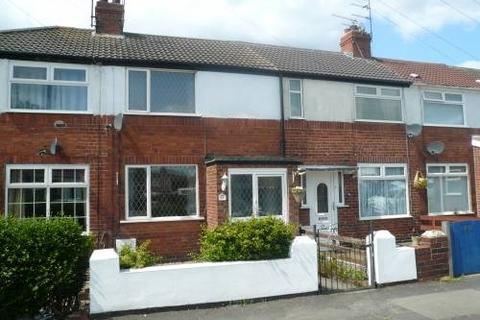 2 bedroom terraced house to rent - Brooklands Road, West Hull