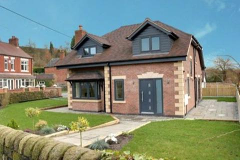 3 bedroom detached house for sale - Sandy Lane, Brown Edge, Staffordshire Moorlands, ST6