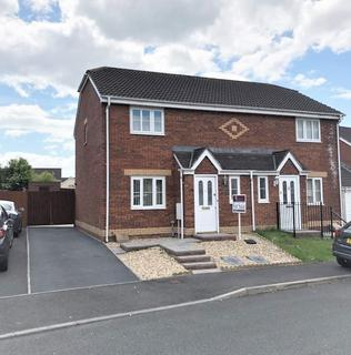 3 bedroom semi-detached house for sale - Pant Bryn Isaf, Llwynhendy, Llanelli, SA14