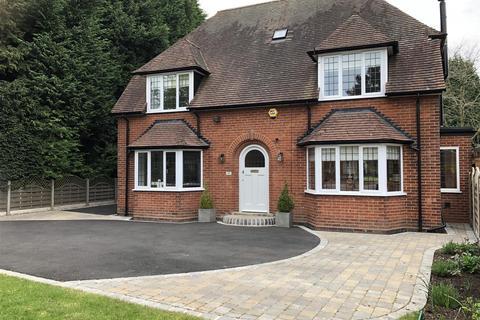 4 bedroom detached house to rent - Meriden Road, Hampton-In-Arden, Solihull, B92 0BS