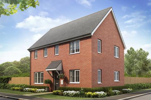 3 bedroom detached house for sale - Plot 119, The Clayton Corner   at Grangewood Park, Southminster Road CM0