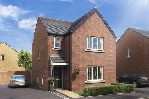 3 bedroom detached house for sale - Plot 153, The Hatfield at Scholars Green, Boughton Green Road NN2