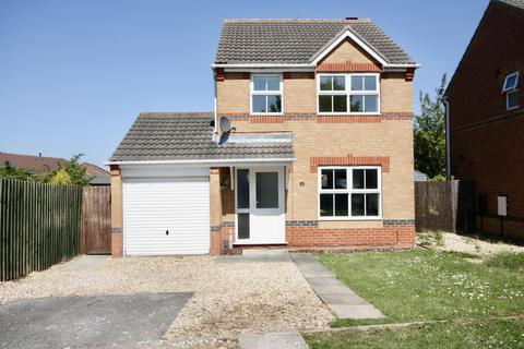 3 bedroom detached house to rent - Lupin Road, Lincoln, Lincolnshire, LN2