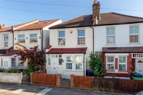 4 bedroom terraced house to rent - Lyveden Road, London, SW17