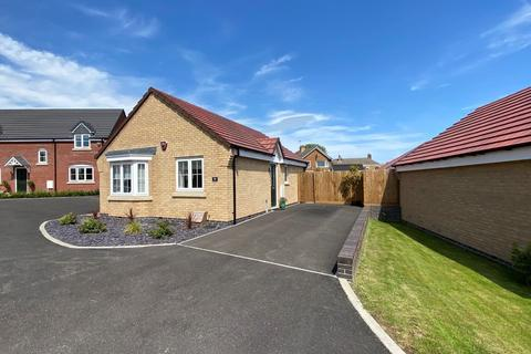 2 bedroom detached bungalow for sale - Leah Way, Asfordby