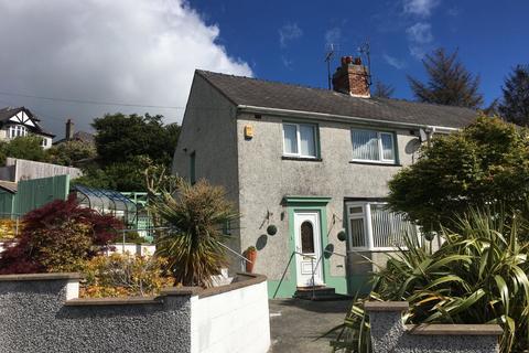 3 bedroom semi-detached house for sale - Ffordd Coed Mawr, Bangor, Gwynedd, LL57