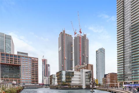 2 bedroom penthouse for sale - Wardian West Tower, 50 Marsh Wall, Canary Wharf, London, E14