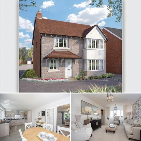 4 bedroom detached house for sale - Plot The Canterbury 171, The Canterbury at Pebble Beach, off Harbour Road, Devon EX12