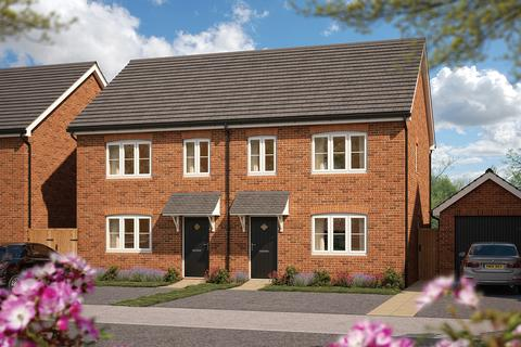 3 bedroom semi-detached house for sale - Plot The Hazel  074, The Hazel  at Honeyvale Gardens, Cheshire CW9