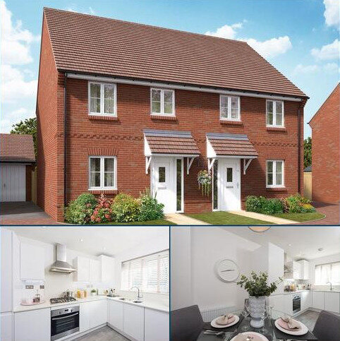 2 bedroom terraced house for sale - Plot 338, The Walton at Boorley Park, Boorley Green, Winchester Road, Botley, Southampton SO32