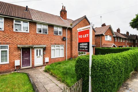2 bedroom terraced house to rent - Alwold Road, Weoley Castle, Birmingham