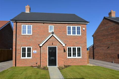 4 bedroom detached house for sale - The Citrine, Lindis Park, Off Lindis Road