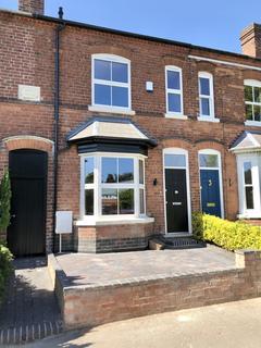 3 bedroom terraced house to rent - Wood Lane, Harborne, Birmingham, B17 9AY