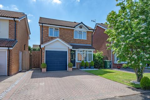 3 bedroom detached house for sale - Montsford Close, Knowle