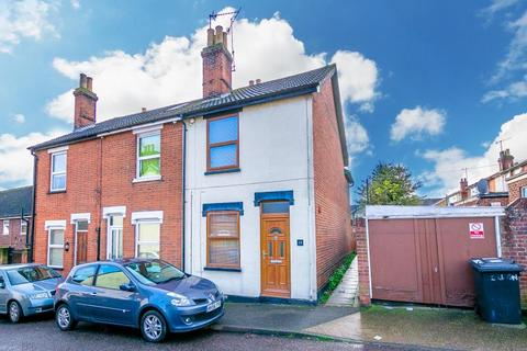 2 bedroom end of terrace house to rent - Kenyon Street, Ipswich IP2