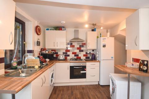 4 bedroom terraced house for sale - The Crescent, Bangor, Gwynedd, LL57