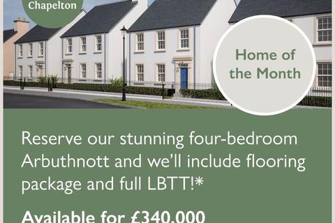4 bedroom detached house for sale - Plot 61 Arbuthnott, Chapelton, Stonehaven