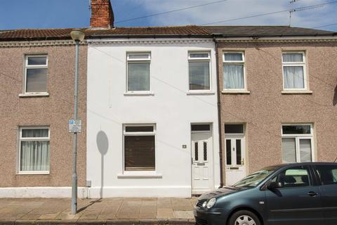 2 bedroom terraced house to rent - Cardigan Street, Canton